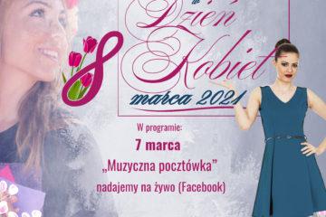 plakat Dzień Kobiet 2021