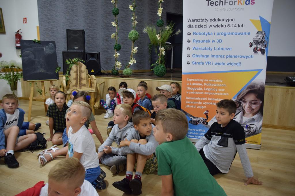 zakrecone akcje na wakacje zajecia z tech for kids dsc 4947 5